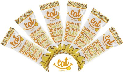 E.A.T. Anytime Butterscotch Snack Bars(240, Pack of 6)