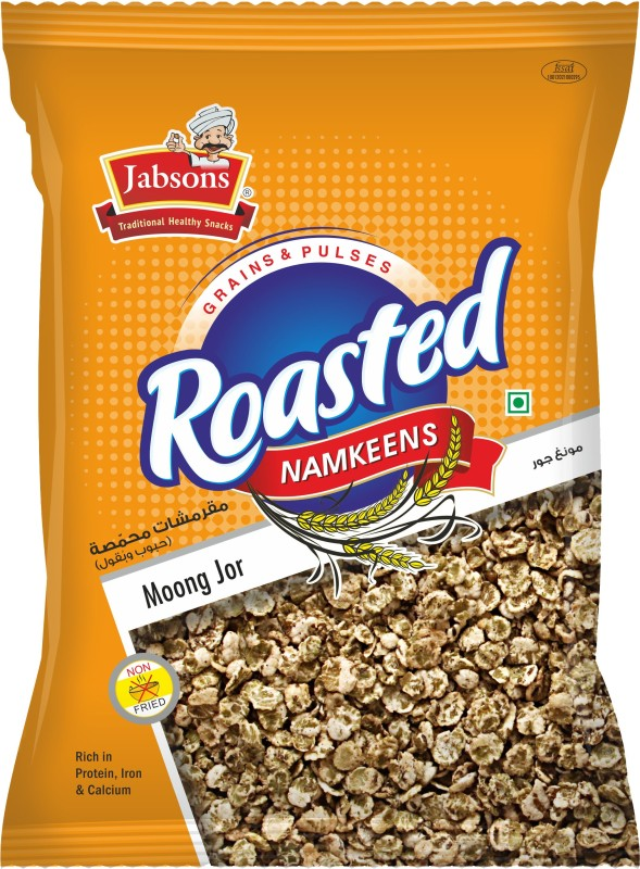Jabsons RoastedNamkeenMoongJor Farsan(150, Pack of 1)