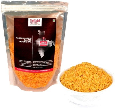 Delight Foods Farukhabadi Moong Dal Mixture(250, Pack of 2)