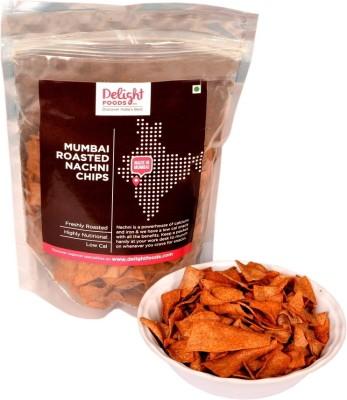 Delight Foods Mumbai Roasted Nachni Chips Ada(300, Pack of 2)