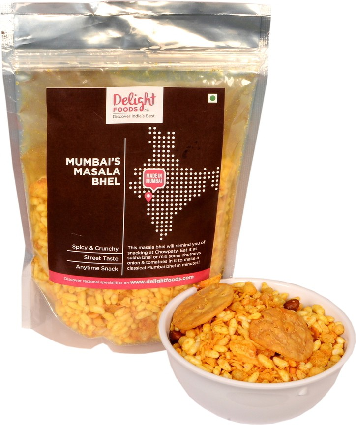 Delight Foods Mumbai Masala Bhel