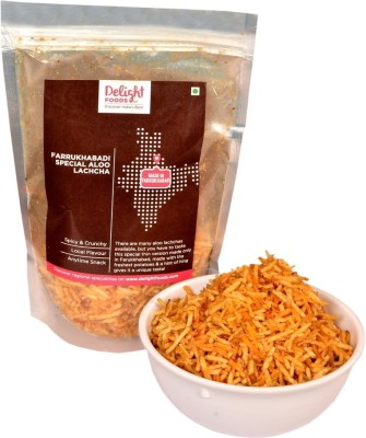 Delight Foods Farukhabadi Special Aloo Lachcha Potato Laccha