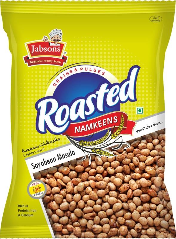 Jabsons RoastedNamkeenSoyabean Farsan(180, Pack of 1)