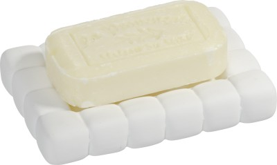Home Collective - Wenko Soap Dish Cube White