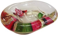 Blazon Bdm Soap Dish(Multicolor)