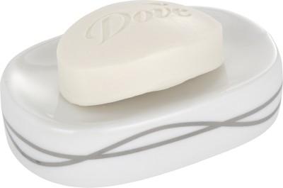 Home Collective - Wenko Ceramic Soap Dish Polaris Chrome