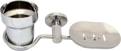 Jwell Soap Dish With Brush Holder