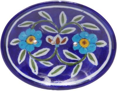 Shilpbazaar Charming Blue Pottery