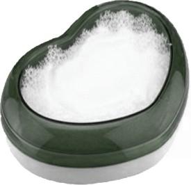 Blossoms Aerobic Soap Case (Black)