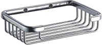 KT Hardware Solutions Square Wired Soap Dish(Steel)