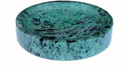 Stonkraft Netural Stone Round Soap Dish