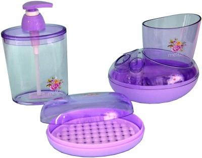 Hommate Rose Garden Bath Series 4 Pcs