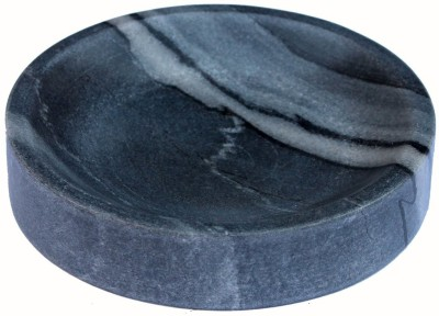 KLEO Natural Stone Round Soap Dish