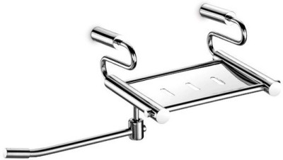 dazzle Soap Dish with Napkin Holder Stainless Steel