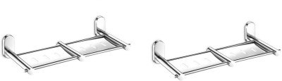 dazzle Double Soap Dish (High Quality 304 Grade Stainless )