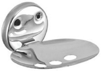 Device In Lion ROUND SOAP CASE(SILVER)