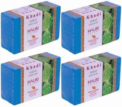 Khadimauri Mint Soap - Premium Handcrafted Herbal