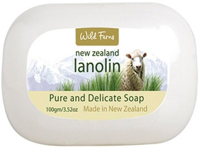 Wild Ferns Tender Lanolin Soap