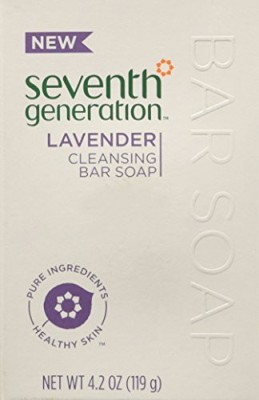 Seventh Generation - Bar Soap Cleansing Lavender