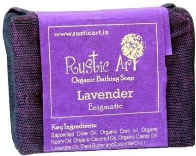Rustic Art Lavendar Organic