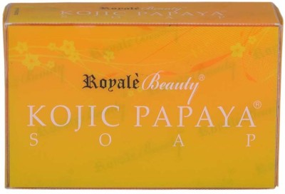 Royale Beauty Kojic Papaya Soap For Skin Whitening 3Pc