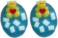 Nakoda Feelings Handcrafted 3D Bear N Snow Bathing Soap(200 g, Pack of 2)