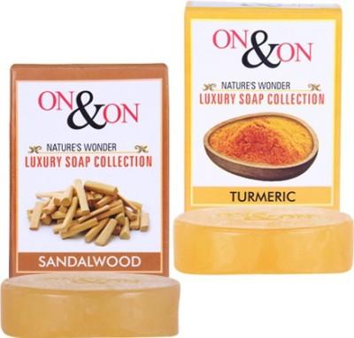 On & On Sandalwood Turmeric Combo