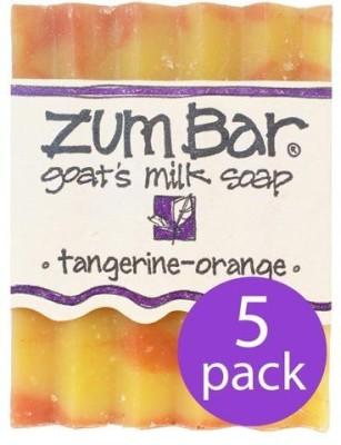 Indigo Wild Tangerine Orange Zum Bars Multipack (5 Count)