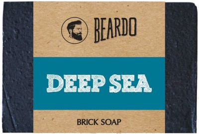 Beardo DEEP SEA Brick Soap – 125g