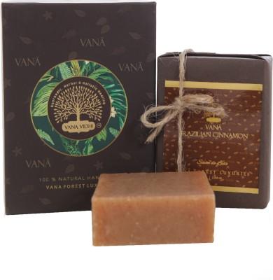 VANA VIDHI Brazilian Cinnamon Bathing Soap