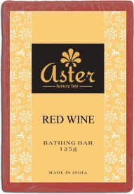 Aster Luxury Red Wine Soap