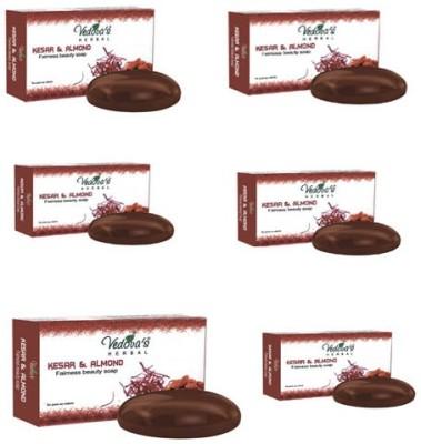 Vedova's Herbal Care Kesar & almond soap
