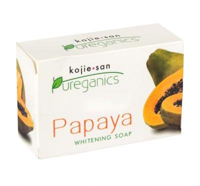 Nunnnuskincare kojie san pureganics papaya skin whitening soap 101% original