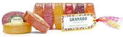 Granado Linha Glicerina - Sabonetes em Barra Mix de Frutas Brasileiras ( Glycerin Collection - Brazilian Fruits Assorted Bar Soap)