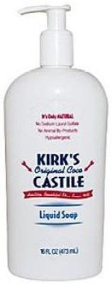 Kirk's Kirks Coco Castile Liquid Soap