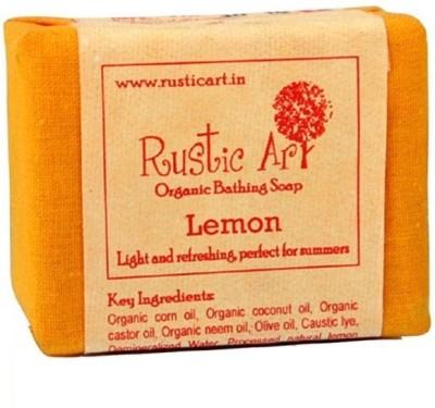 Rustic Art Lemon Organic