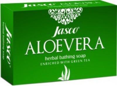 Jasco Aloe Vera Soap with Green Tea