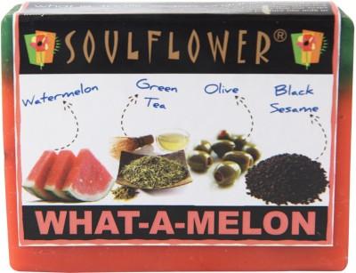 Soulflower What-a-Melon Soap