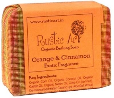 Rustic Art Orange & Cinnamon Organic
