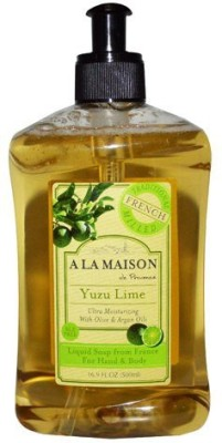 A La Maison French Liquid Soap Yuzu Lime