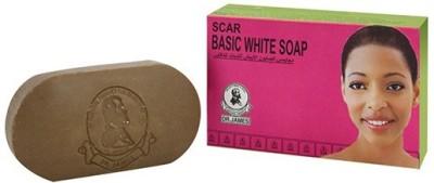 Dr James Scar Basic White Soap