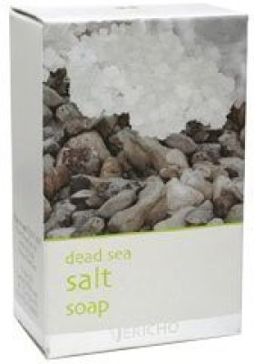 Jericho Cosmetics Dead Sea Salt and Mineral Soap By Great for Normal Skin and for Treating Many Skin Conditions!