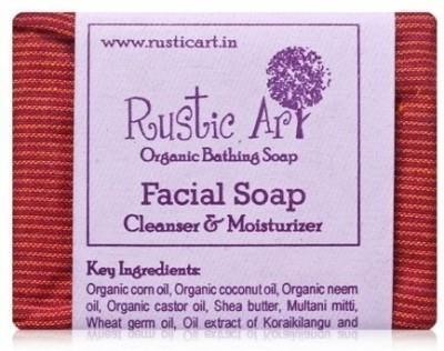 Rustic Art Facial Organic