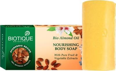 Biotique Almond Oil Body Cleanser 150 Gm