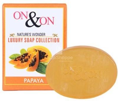 On & On Luxury Papaya Soap