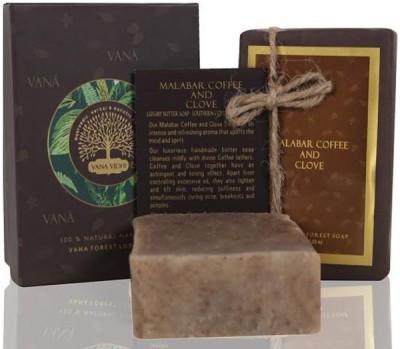 VANA VIDHI Malabar Coffee and Clove Soap