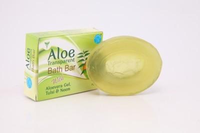 Pitrashish Aloe Transparent Bath Bar