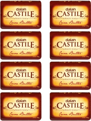 Dalan Castile Beauty Soap - Cocoa Butter
