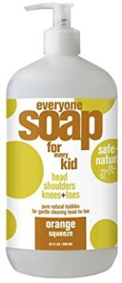 Everyone Soap for Every Kid Orange Squeeze