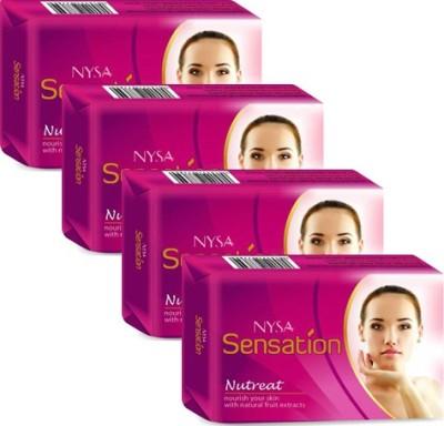 Nysa Sensation Soaps - Set of 4